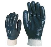 Nitril light Eco 9448-os KESZTYŰ  kézháton is mártott, kék vastag  n