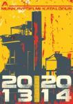 """""""A"""" munkavédelmi katalógus 2013/2014"""