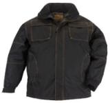 BOUND fekete kabát RPBOB