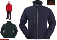 YANG  , cipzáros 5YAN softshell kabát piros, kék, fekete színűek
