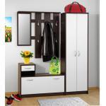 Mecki előszoba két ajtós szekrénnyel