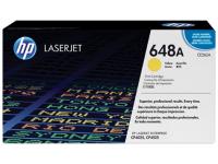 HP CE262A 648A sárga eredeti festékkazetta