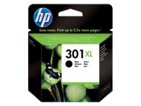 HP No.301XL nagykapacitású eredeti fekete festék (HP CH563EE PATRON)