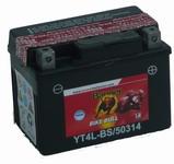 Banner Bike Bull Motor Akkumulátor (YT4L-BS) 12V 3Ah Jobb+