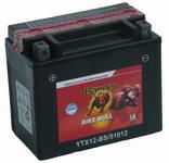 Banner Bike Bull Motor Akkumulátor (YTX12-BS) 12V 10Ah Bal+