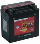 Banner Bike Bull Motor Akkumulátor (YTX14-BS) 12V 12Ah Bal+