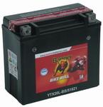 Banner Bike Bull Motor Akkumulátor (YTX20L-BS) 12V 18Ah Jobb+