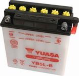 YUASA Motor Akkumulátor (YB5L-B) 12V 5Ah Jobb+