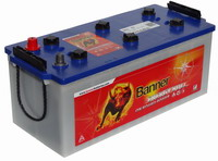 Banner Energy Bull munka akkumulátor 12V 180Ah Bal+
