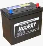 ROCKET Akkumulátor 12V 45Ah Japán Jobb+