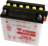 YUASA Motor Akkumulátor (YB9-B) 12V 9,5Ah Bal+