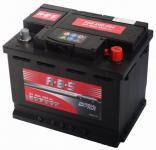ABS Universal Plus Akkumulátor 12V 60Ah Jobb+
