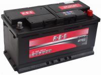 ABS Universal Plus Akkumulátor 12V 100Ah Jobb+