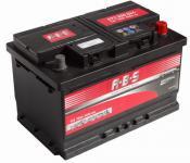 ABS Universal Akkumulátor 12V 72Ah Jobb+