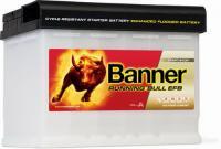 Banner Running Bull Akkumulátor EFB 12V 60Ah 560A Jobb+ (56000)
