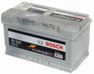 BOSCH S5 Akkumulátor 12V 85Ah PASSAT Jobb+
