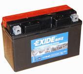 EXIDE Bike Motor Akkumulátor (YT7B-BS) 12V 6,5Ah 85A Bal+
