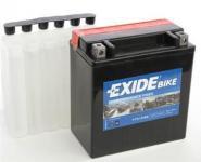 EXIDE Bike Motor Akkumulátor (YTX16-BS) 12V 14Ah 215A Bal+