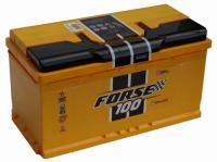 FORSE Autó Akkumulátor 12V 100Ah 850A Jobb+