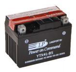 Landport Motor Akkumulátor (YTX4L-BS) 12V 3Ah Jobb+