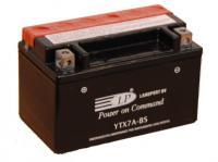 Landport Motor Akkumulátor (YTX7A-BS) 12V 6Ah Bal+