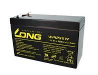 Long 12V 9Ah Riasztó akkumulátor