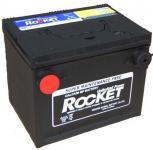 ROCKET Akkumulátor 12V 66Ah 710A Oldalkivezetéses Bal+