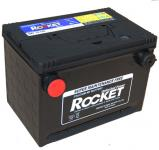ROCKET Akkumulátor 12V 74Ah 780A Oldalkivezetéses Bal+