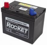 ROCKET Fűnyírótraktor Akkumulátor (U1) 12V 30Ah Bal+
