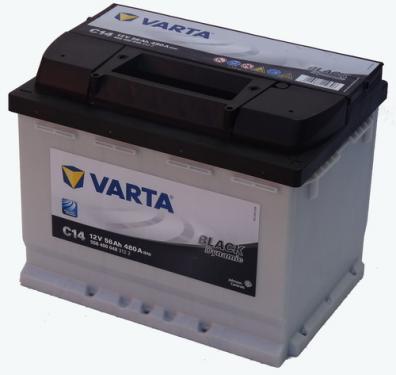 VARTA Black Dynamic 12V 56Ah Jobb+
