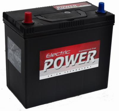 Electric Power Akkumulátor 12V 45Ah Japán Bal+