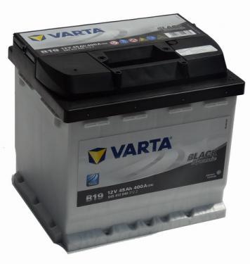VARTA Black Dynamic 12V 45Ah Jobb+