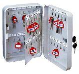 TS-48 kulcskazetta 48 db kulcs tárolására