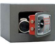 SMTO-2 bútorszéf elektromos zárral