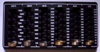 MB-193 érmetartó tálca forint érmékhez, 5,10,20,50,100,200 Ft-hoz
