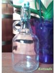 Csatos üveg 0,5 literes