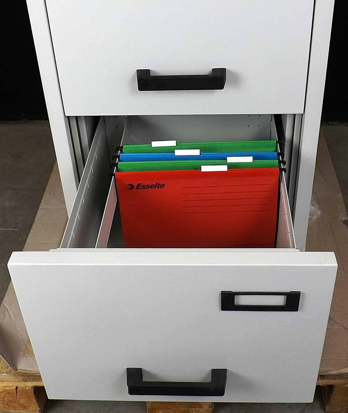 FC 4E-NN tűzálló függőmappa tároló szekrény