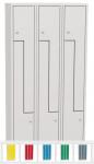 K730/3 6-ajtós öltözőszekrény lábazattal,
