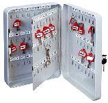 TS-93 kulcskazetta 93 db kulcs tárolására