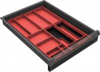 VND DPK PD szerszám- és írószertartó  (60-120 mm magas fiókokhoz)