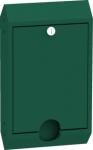 PWC-02-H zárható adagoló kutyaürülék felszedő zacskóhoz, oldalt  r