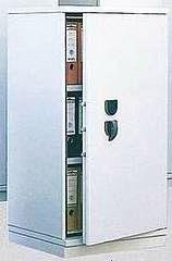 VO-A/2 tűzbiztos iratszekrény (MABISZ tanúsítvánnyal)