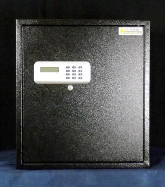"""Basic 50 E bútorszéf elektromos zárral (MABISZ """"A"""" minősítés)"""