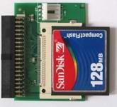 CompactFlash-IDE adapter, direkt (CF-IDE)