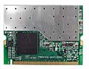 CM9 Mini-PCI 802.11abg Atheros AR5213