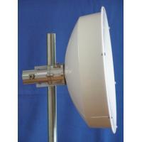 Jirous JRC-24 DuplEX PRSMA parabola antenna pár 5GHz 24dBi