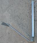 Antenna konzol cserép alá 50 cm