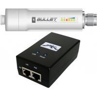 Bullet M5-HP 802.11a/n kültéri AP/Kliens adapter + POE táp