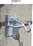 METZ EHN11 Átfeszítő horog + elágazó négyzetoszlopra optikai hálózathoz