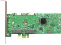 RouterBOARD 14e PCIe - 4 miniPCI-e adapter (átalakító)